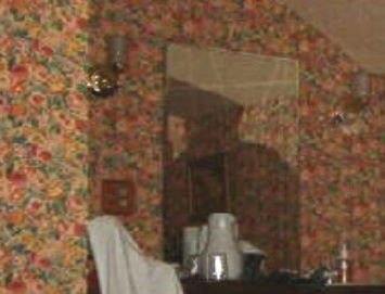 ghost photo buford house tombstone arizona