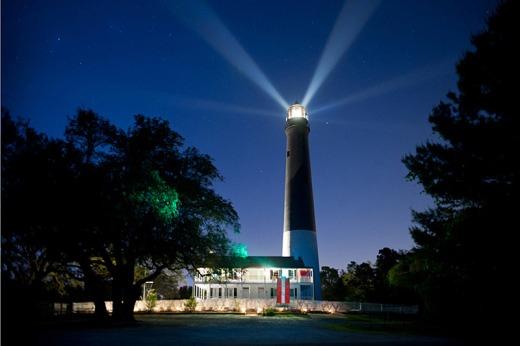 Pensacola Haunted Lighthouse Tour