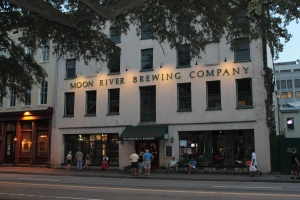 haunted moon river brewing company