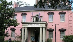 haunted olde pink house