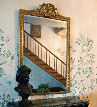 haunted myrtles plantation mirror