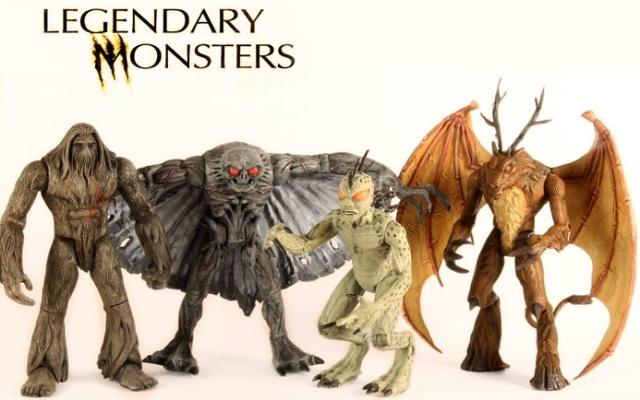 nevermore toys legendary monsters