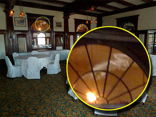 Ghost Picture of the Day: Spirit at the Stanley Hotel ...