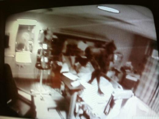 hospital ghost